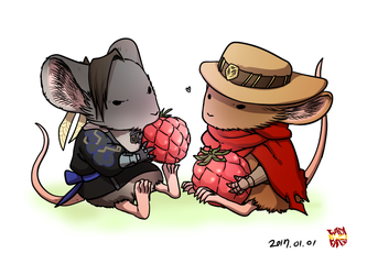 McHanzo (mouse guard ver.) by norang94