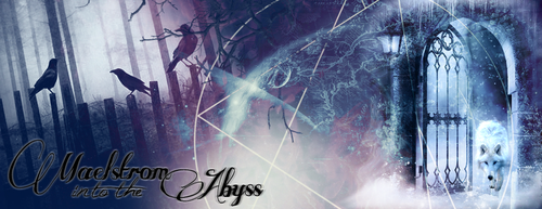 Maelstrom into the Abyss by AthenaEvarinya