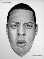 Jay-Z by thearne76