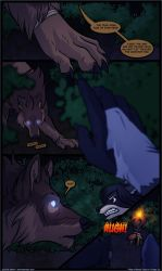 The Realm of Kaerwyn Issue 13 Page 23 by JakkalWolf