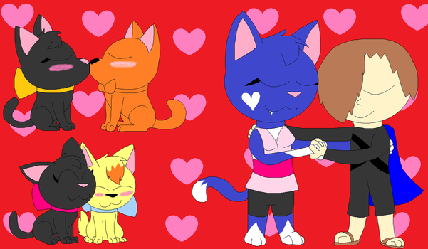 Happy Valentine's Day 2018 by LisaDots123