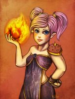 Gnome Mage v2 by Rensing