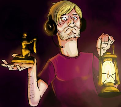 Pewdiepie!! by AndrakaNuva