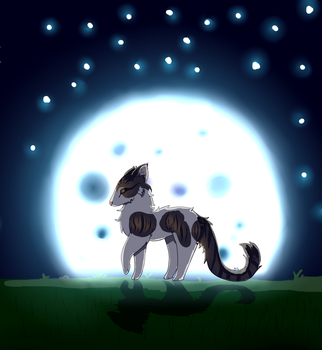 [Art-Trade] In the Night by Zacuraptor