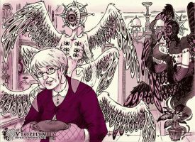 WTNV -Old Josie and the Angels- by vtophya
