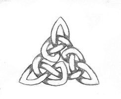 Celtic Knot by Flockie
