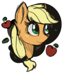 Applejack by Deraniel