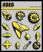 Isis by jalentorn