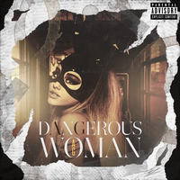 Ariana Grande - Dangerous Woman by GOLDENDesignCover