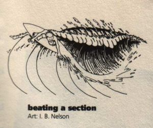 Beating a Section by ibnelson