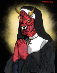 the anti nun by monthgirl