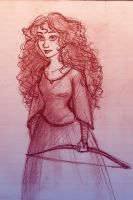 Merida by SerifeB