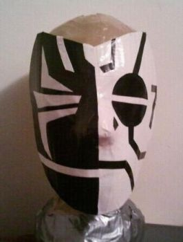 Paradox Mask by DuctileCreations