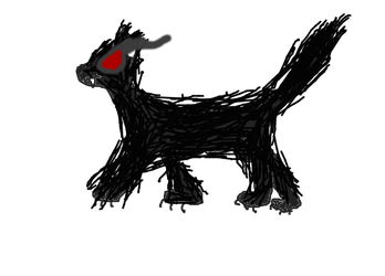 Hell Hound by dragonluver12366