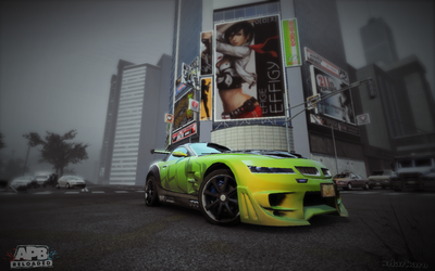 APB Reloaded Screen by VoidF0x