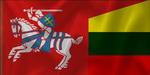 Alternate Lithuanian Flag by ZhaneAugustine