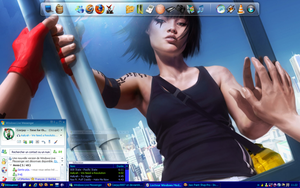 Screenshot 2 - Mirror's Edge by Ceejay8887