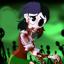 Birth of the Zombie by Dalia1784