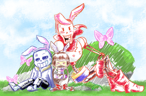 Happy Easter! by Itsnotdaijoubu