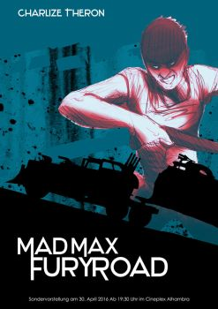 MADMAX_selfmade movie poster by AMYisC0P1C