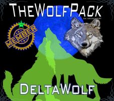 Twp Delta Badge by Colliwolf
