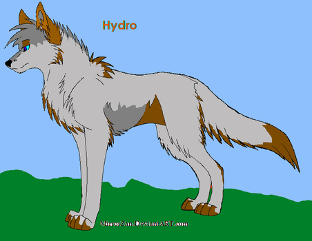 Hydro by Hailfeather-Rules
