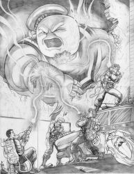 The Real Ghostbusters by jey2dworld