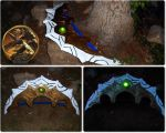 Renekton's Crescent Axe by talpimado