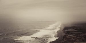 Disappearing Coastline by artvbal