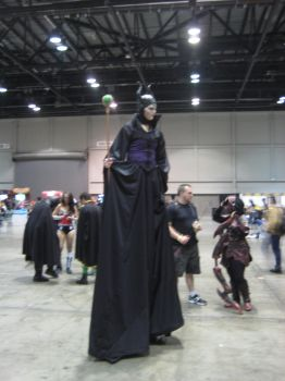 Megacon 2014: Among the Con 19 (Maleficent!) by alleghany71