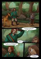 Bandits: page 1 by Lysandr-a