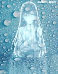 Water Blending Anime Girl by AznFlesh