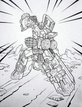 Optimus by msilvestre
