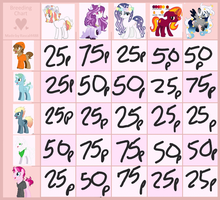 Breeding Chart by zombiegoddess666