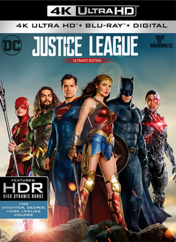 Justice  League Ultimate Edition cover by ArkhamNatic