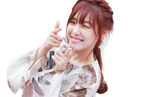 Snsd Tiffany render png by poubery