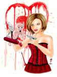 Be Mine or Else Cupid Gets It by Matttowler