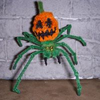 Pumpkin Spider Mini 2 by the-gil-monster