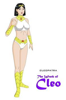 Cleopatra - redesign by Dangerman-1973