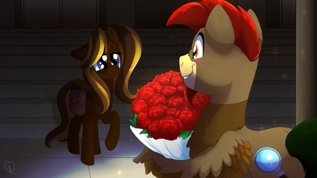 The Rooster Colt and the Blank Flank 3 - Epilogue by Kyumiku