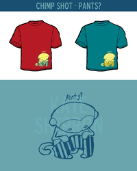 Possible Shirtness 4 by ZombieKate