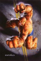 The Thing by DaveDeVries