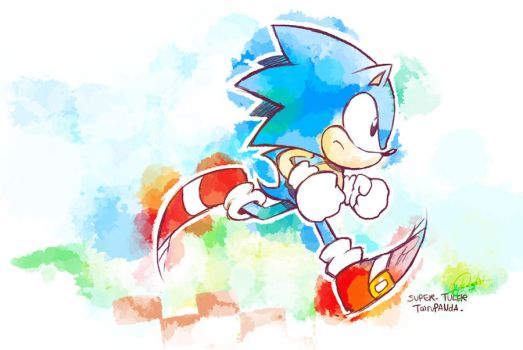 Sonic Generations by super-tuler