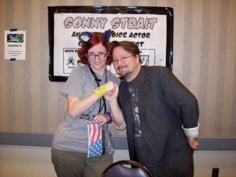 Sonny and I Matsuricon 2011 by LeftWingDuck
