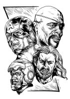 Avengers Movie 1 by ncajayon