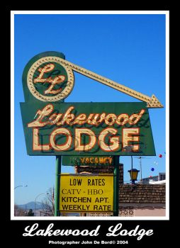 Lakewood Lodge by retrotography