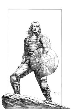 Winter Soldier 2 by sannyargullozos88