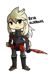 BRAVELY DEFAULT- Beta Alternis by Windaura