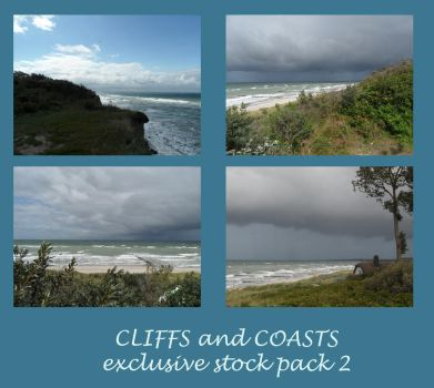 Cliffs and Coast Pack2 EXCLUSIVE by Amliel