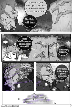Ch-2 - Parasitic Queen - Page 6 by SiscoCentral1915